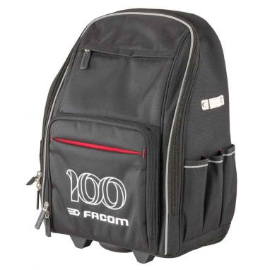 BS.CM100Y - TOOL BACKPACK WITH A SET OF TOOLS